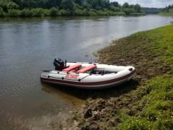 Продам лодку ПВХ Альтаир 360ПРО