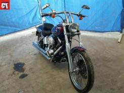 Harley-Davidson Softail Deuce FXSTD, 2001