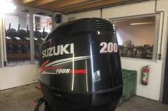 Лодочный мотор Suzuki 200A, 2016 года.