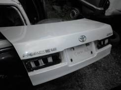 Крышка багажника. Toyota Corona Premio, AT210, AT211, CT210, CT211, CT215, CT216, ST210, ST215 2CT, 3CTE, 3SFE, 3SFSE, 4AFE, 7AFE