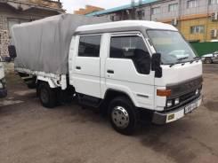 Toyota ToyoAce. Грузовик Toyota TOYO ACE Diesel 4WD, 3 660куб. см., 3 500кг., 4x4