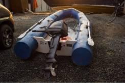 Подвесной лодочный мотор yamana 8