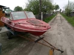 """Продам лодку """"Обь - М"""""""
