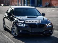 """Стеклопластиковый капот """"M style"""" на BMW 3 F30 (БМВ) 2011г-выше"""