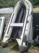 Лодка svat 380 +мотор sail 15 двухтактный
