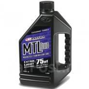 Масло для КПП трансмисионное Maxima MTL 75wt (5w30-10w30)
