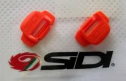 Фиксатор ремешка SIDI оранжевый 2шт