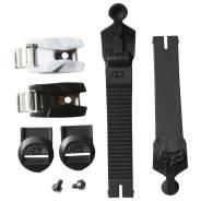 Стрепы к мотоботам с застежками Fox 180 Strap/Buckle/Pass Kit Black (21502-001-NS)