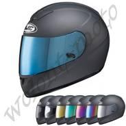 Стекло для шлема HJC HJ09 зеркальный-зеленый HHJ09G1010400