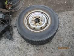 2 колеса на дисках 6.00R15 Nissan Atlas
