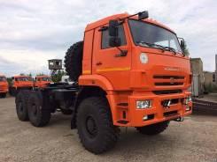 КАМАЗ 65221-6020-53 тягач Евро 5, 2019