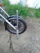 Вилка передняя левая на Honda Steed
