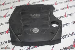Крышка двигателя N. Stagea M35 VQ25DD [Leks-Auto 304]