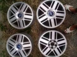 Продам литые диски на форд фокус