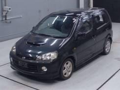Daihatsu YRV, 2001