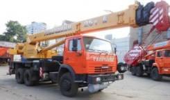 Галичанин КС-55713-1В-4. Продам КС 55713-1В автокран 25т. (Камаз-65115) ЕВРО-4, 28,00м.