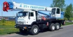 Галичанин КС-55713-5В. Продам КС 55713-5В автокран 25т. (Камаз-43118), 28,00м.