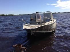 Лодка моторная с мотором сузуки 50