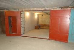 Сухой и теплый капитальный гараж