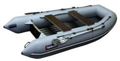 Хантер 310 А. 2018 год, длина 3,10м., двигатель подвесной, 9,90л.с., бензин. Под заказ
