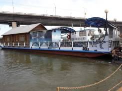 Продаётся плавучий комплекс Кастромич проект Т63