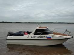 Продам хорошую лодку 17 f 2009г. в.