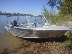 Продам лодку Рейд 370