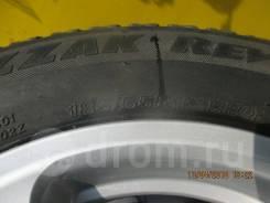 Bridgestone Blizzak Revo2. всесезонные, 2006 год, б/у, износ 10%