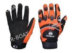 Перчатки оранжевые (XXL)