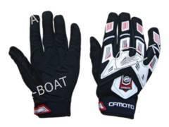 Перчатки черные (L)