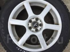Колеса Toyo 215/60 R16 литье WEDS_made in Japan
