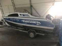 """Продается моторная лодка """"Стрела 4»."""