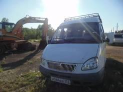 ГАЗ ГАЗель Микроавтобус 8 мест, 2007