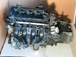 Двигатель в сборе. Ford Focus, CAP, CB4, DA3 Ford C-MAX, CAP, CB3, C214 Ford Mondeo, B4Y, B5Y, BWY Q7DA, QQDB, QQDA, CFBA, CGBA, CGBB, CHBA, CHBB