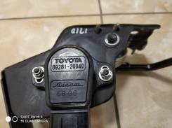 Педаль газа от Toyota Premio AZT240 2006 г. в. 2 мод