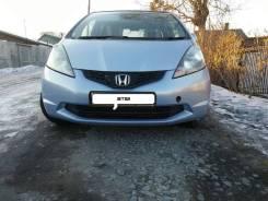 Honda Fit. Без водителя