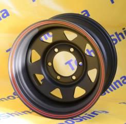 Диски автомобильные Off-Road Wheels R15X8 5*139.7 ET -25 мм