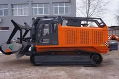 Эксмаш М300. М300 Машина для расчистки просек (мульчер), 18 500кг. Под заказ