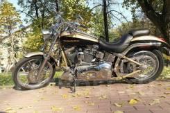 Harley-Davidson Screamin Eagle Deuce FXSTDSE, 2003