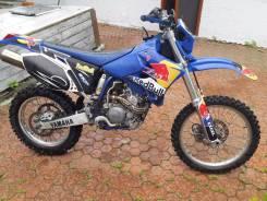 Yamaha WR 250F, 2003