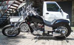 Honda Steed 400. 400 куб. см., исправен, птс, без пробега