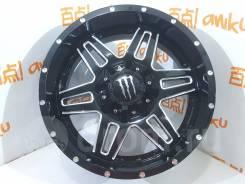 """NEW! Комплект дисков Monster DL538 R20 J9 ET18 6*139.7 6*135 (R062). 9.0x20"""", 6x135.00, 6x139.70, ET18, ЦО 108,0мм. Под заказ"""