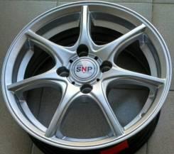 """SNP Wheels. 6.0x15"""", 4x114.30, ET40, ЦО 73,1мм."""