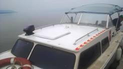 Продам катер ШвецияMariholms Catalina м22с подвесным лодочным мотором