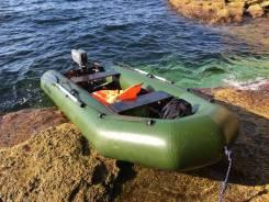 Лодка Adventure KN-320 + Yamaha cmhs 2 л. с + аксессуары