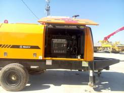 Sany HBT60C. Стационарный бетононасос