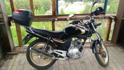 Yamaha YBR 125, 2004