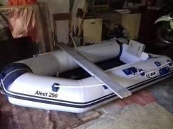 Продам лодку пвх aleut 290
