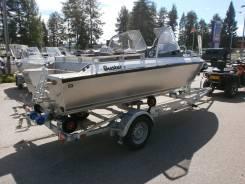 Новый алюминиевый катер Buster X из Финляндии