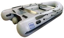 Лодка ПВХ Фрегат М-390 FM Light Jet Фрегат